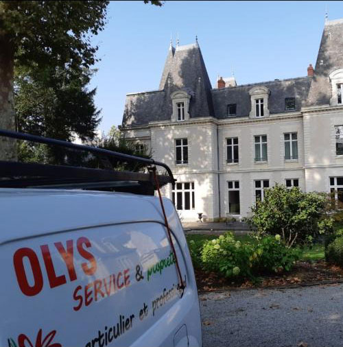 OLYS Service, c'est aussi des prestations sur des sites exceptionnels!