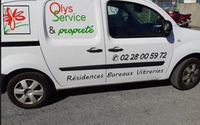 Nouveau Véhicule neuf pour les équipes d'Olys !